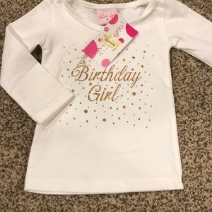 Other - First Year Birthday Shirt